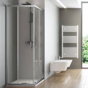 cabina doccia 70x120 box doccia rettangolare 70x120 cm in cristallo temperato