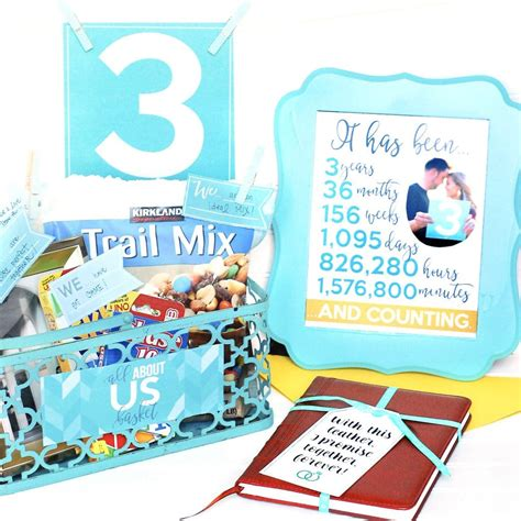 Ask Styledash Gift For Our 3rd Anniversary by Third Anniversary Gift Printable Kit The Dating Divas
