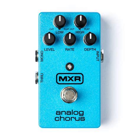 Analog Mini Chorus Effect Pedal mxr electronics products