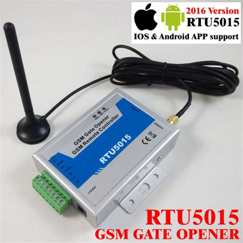 Alarm E Lock R gsm alarm system gsm gate opener access system