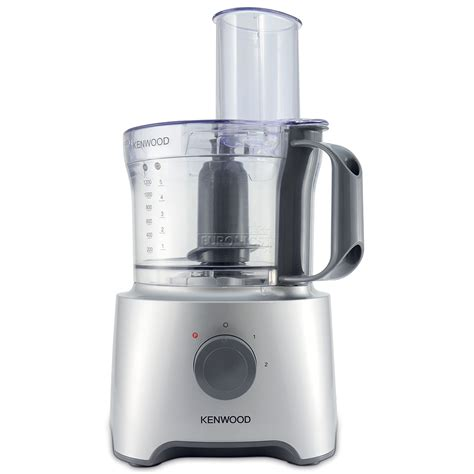 Kenwood Food Processor food processor kenwood multipro compact fdp302si