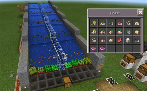 Cool House Blueprints 8 automatic farms redstone minecraft pe maps