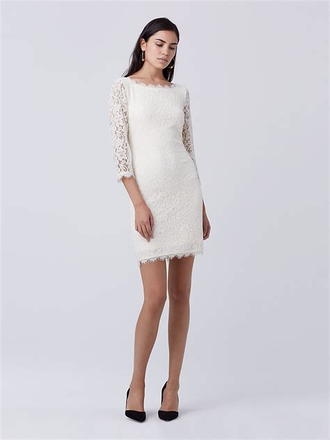 Dress Of The Day Dvf On Sale At Neiman by Zarita Lace Dress By Dvf