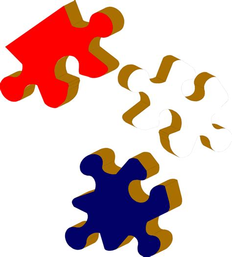 free clip stock photos puzzle free stock photo illustration of puzzle pieces