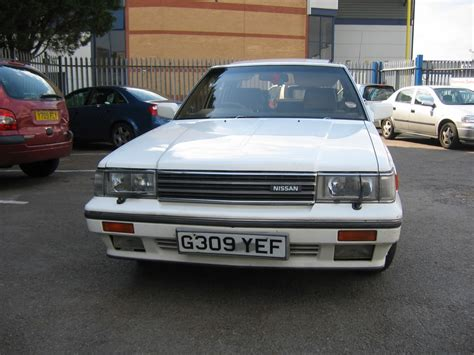 nissan laurel 2 8 d 4