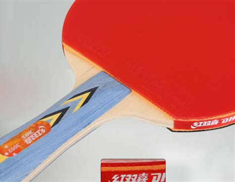 how long is a table tennis table tennis racket dhs 3002 ping pong 3 star paddle bat