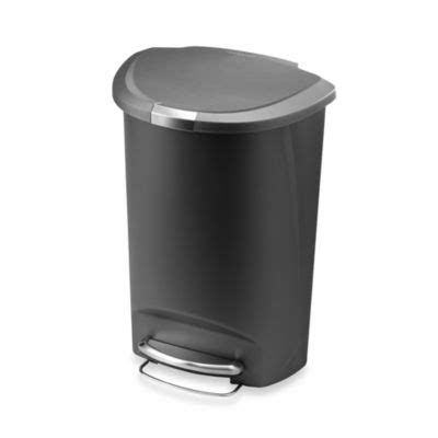 bed bath beyond trash can buy simplehuman trash cans from bed bath beyond