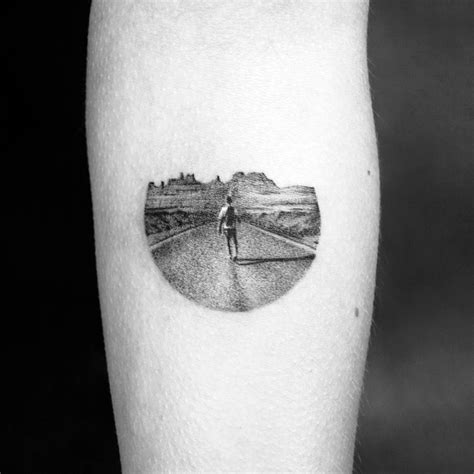 amanda tattoo on the road dotwork amanda piejak