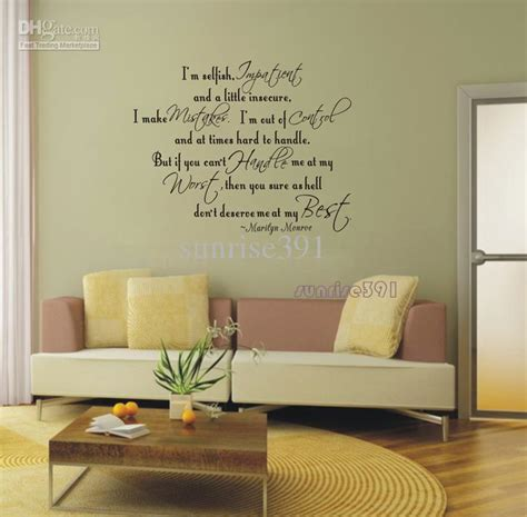 Wall Decal Quotes For Living Room by Wall Decal Most Best Ideas For Large Wall Decals For