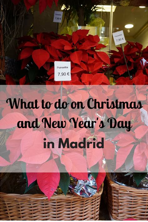 things to do on new year enjoy the winter holidays in madrid devour madrid food tours