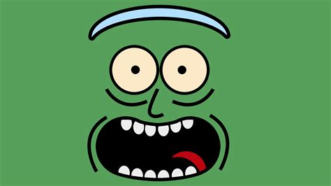 Rick And Morty Vector, Full HD Wallpaper