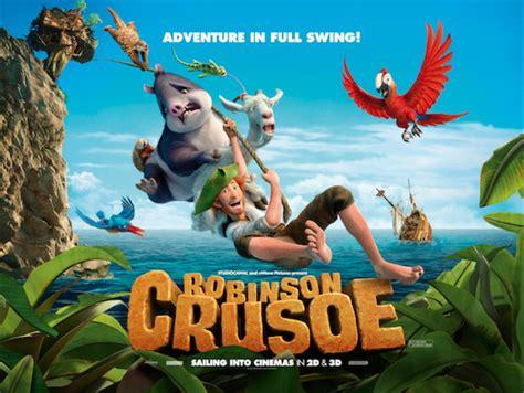 film cartoon 2016 new mum online robinson crusoe animation 2016 review