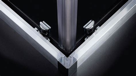 box doccia acciaio box doccia alluminio o acciaio cicero e cicero