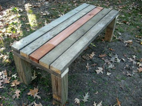 easy bench best 25 build a bench ideas on pinterest diy wood bench