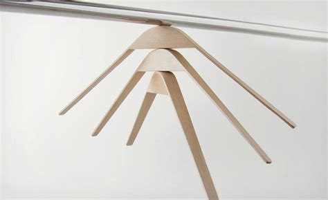 Magnetic Clothes Hangers by Cliq Hanger Less Hangers Cool Material