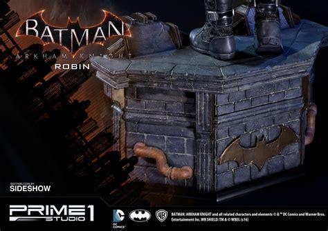 Batman Arkham World batman arkham robin polystone statue