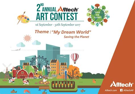 Drawing Contest For Kids Win Money - alltech launches second annual art contest for children invites nati news