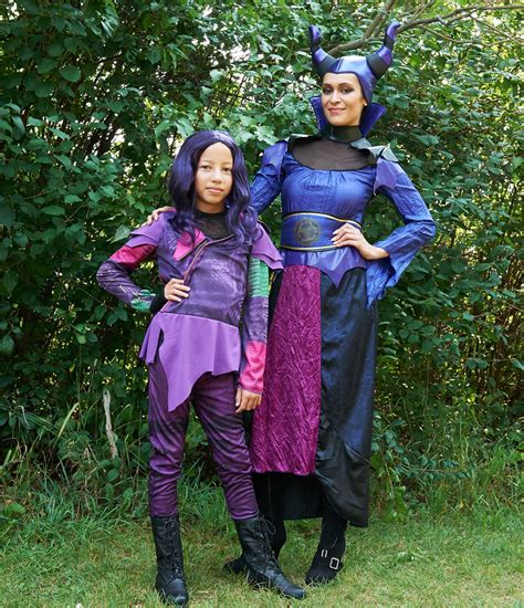 disney s descendants deluxe maleficent costume for women