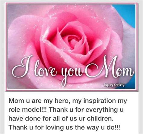images of love u mom i love u mom quotes i love pinterest