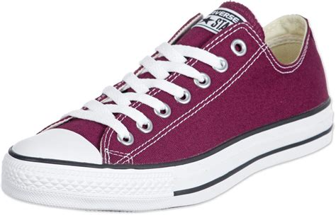 Converse Ori Maroon converse all ox shoes maroon