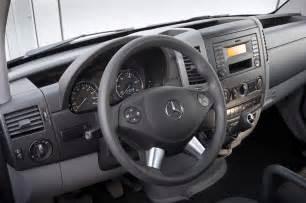 Steering Wheel For Mercedes Sprinter 2014 Mercedes Sprinter Interior Steering Wheel Photo
