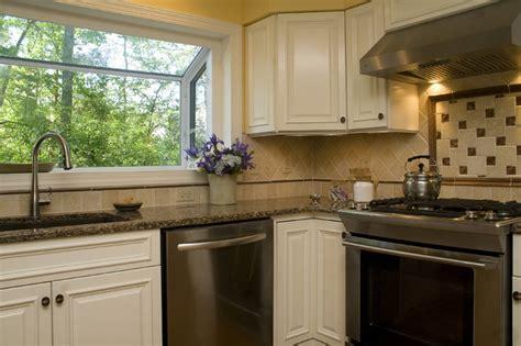 sunny tuscan inspired kitchen  beautiful bronze