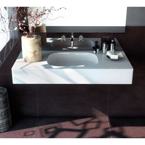 lavabo silestone lavabo con encimera exclusive silestone 174 bathrooms