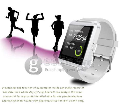 Silikon Geeks Note3 bluetooth smart wristwatch u8 u for android phone