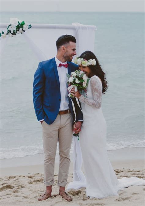 Best 25  Beach wedding attire ideas on Pinterest   Mens