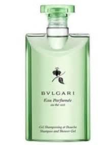 business shout out win bulgari green shower gel