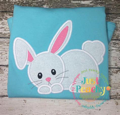 cute applique pattern cute bunny applique embroidery design