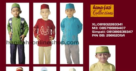 Baju Muslim Hana Fazi Grosir Baju Muslim Mukena Anak Jilbab Baju Renang Dengan