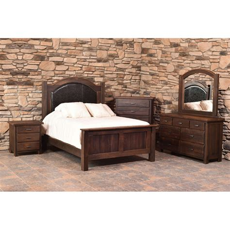 quincy bed barnwood quincy bed amish crafted furniture