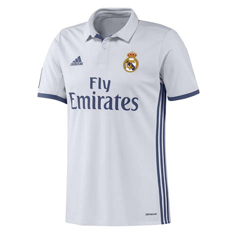 real madrid 2016 17 home jersey