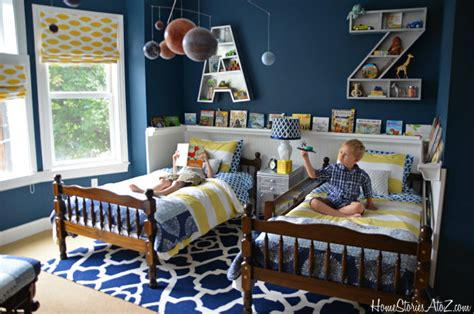 pinteresting finds baby boy s bedroom ideas little explorers classic shared boys room