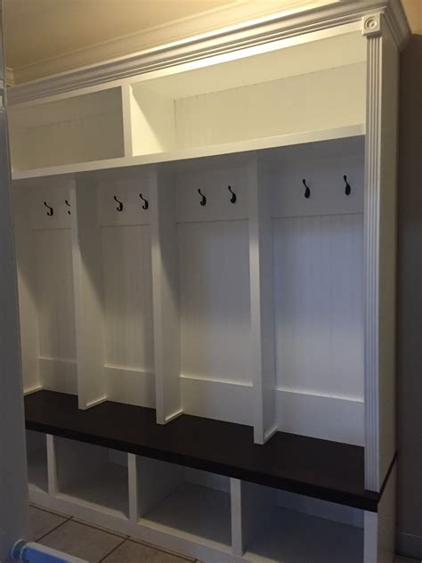 mudroom lockers with bench entryway mudroom locker halltree entryway bench drop zone