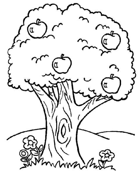 imagenes para dibujar un arbol 193 rboles para colorear