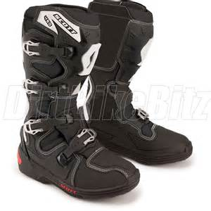 scott motocross boots pin botas motocross scott 450 en negro on pinterest
