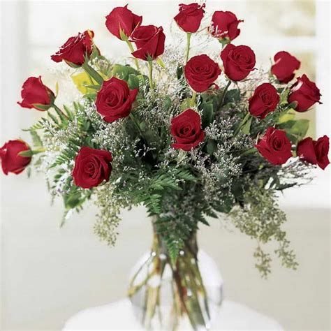 valentine s day flower arrangements bloombety valentines day flower arrangements with rose