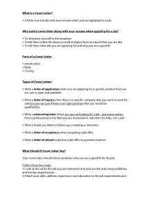 What Is Cover Letters by What Is Cover Letter Best Business Template