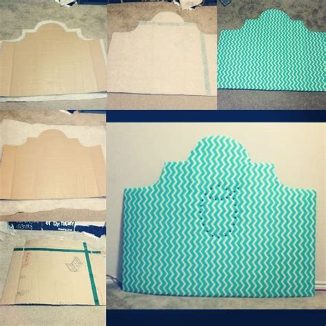 diy headboard dorm best 25 cardboard headboard ideas on pinterest diy