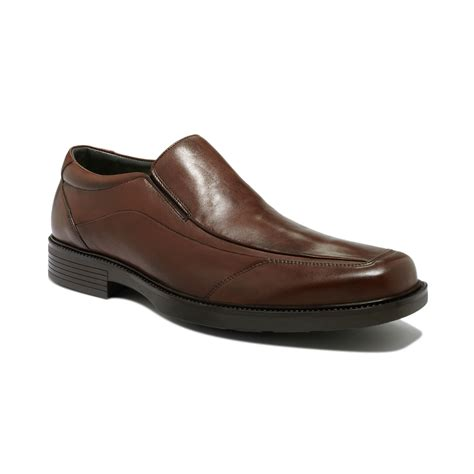 johnston murphy shoes johnston murphy norvell venetian shoes in brown for