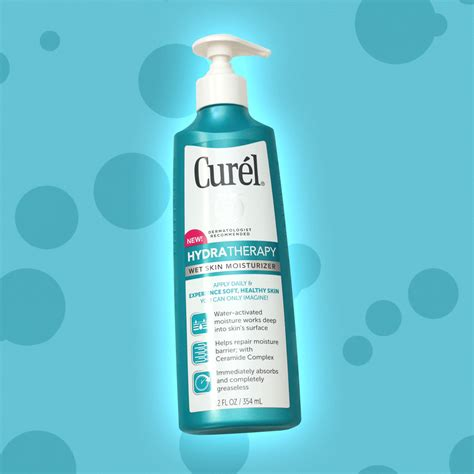 How To Make In Shower Lotion by Curel Hydra Therapy Skin Moisturizer Is Drugstore Gold