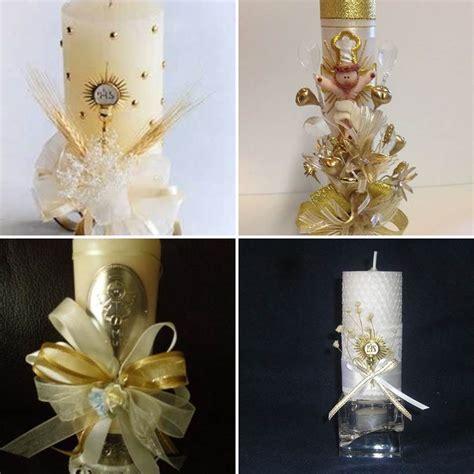ideas para primera comuni 243 n de ni 241 a decoracin de primera comunin con velas decoracin de fiestas 50 ideas para decoraci 243 n de