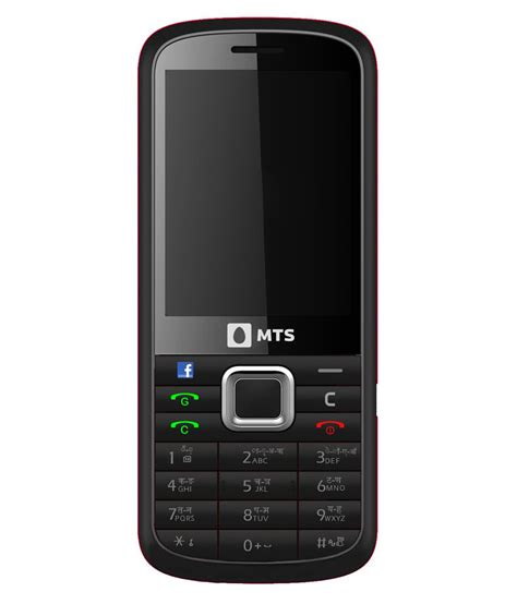 mobile zte zte mts cg131 black mobile phones at low