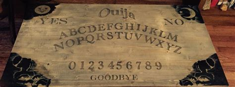 ouija board coffee table the green