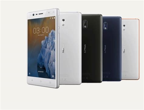Nokia 3 Android nokia 3 android smartphone 187 gadget flow