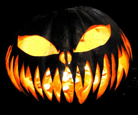 Scary Pumpkin Templates 60 best cool creative scary pumpkin carving