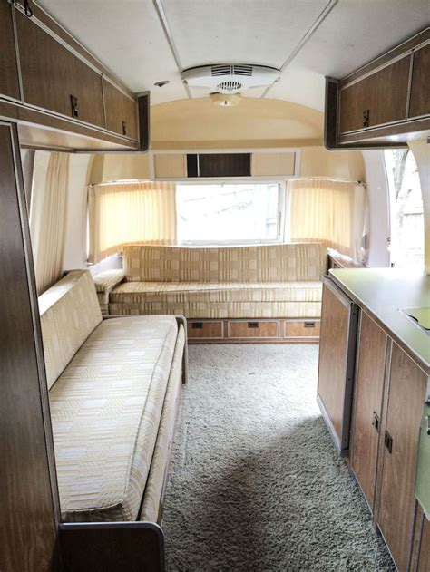 cheap  easy ways  remodel  vintage trailer