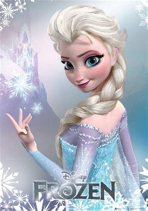 frozen quanti film poster frozen il regno di ghiaccio elsa su europosters it